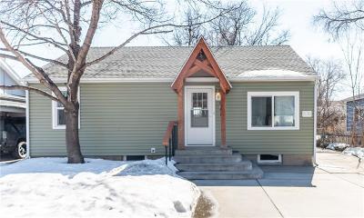 Single Family Home For Sale: 536 Howard Avenue