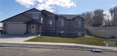 Yellowstone County Single Family Home For Sale: 2648 Meadow Creek Loop