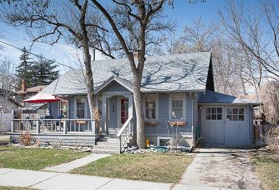 Single Family Home For Sale: 1714 2nd St W