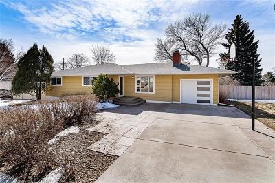 Single Family Home Contingency: 2416 Cascade Avenue