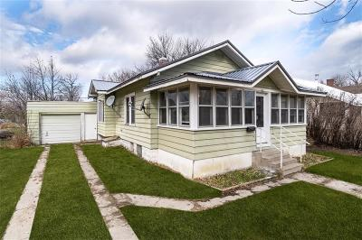Single Family Home For Sale: 811 2nd Street W