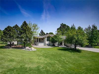 Yellowstone County Single Family Home Contingency: 3551 Masterson Circle