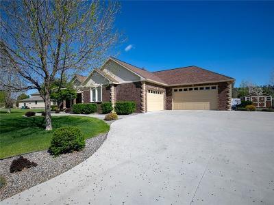 Billings Single Family Home For Sale: 3965 Woodcreek Drive