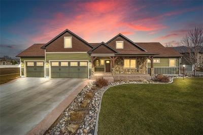 Yellowstone County Single Family Home Contingency: 5857 Autumnwood Drive