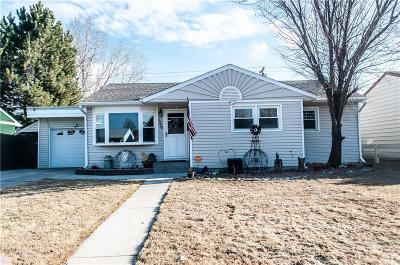 Yellowstone County Single Family Home For Sale: 1336 Eldorado Drive