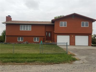 Yellowstone County Single Family Home For Sale: 7320 Sumatra Place