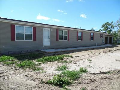 Fallon County, Roosevelt County, Wibaux County Single Family Home For Sale: 12 Clark Avenue