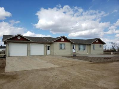 Fallon County, Roosevelt County, Wibaux County Single Family Home For Sale: 23 Sandstone Rd S