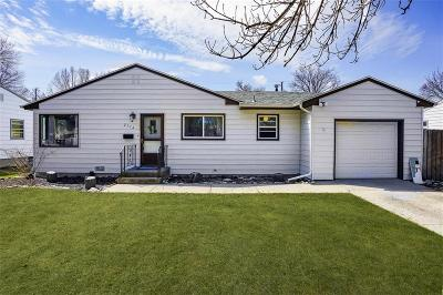 Yellowstone County Single Family Home Contingency: 2116 Fair Park Drive