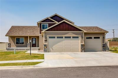 Yellowstone County Single Family Home For Sale: 5334 Amherst Drive