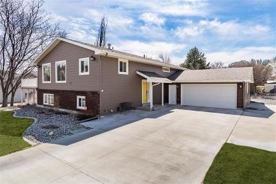 Single Family Home Contingency: 710 Tepee Trail