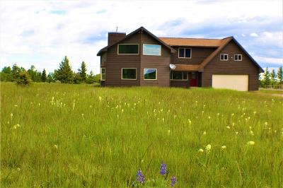 Red Lodge Single Family Home Contingency: 24 Bannock Circle