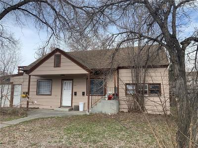 Multi Family Home For Sale: 725 - 727 Custer Avenue