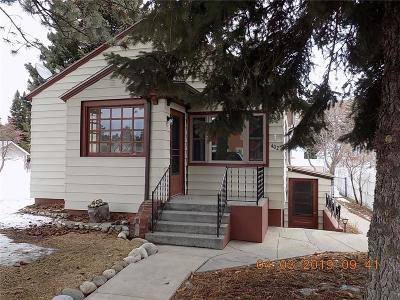 Red Lodge Multi Family Home For Sale: 402 Platt Avenue S