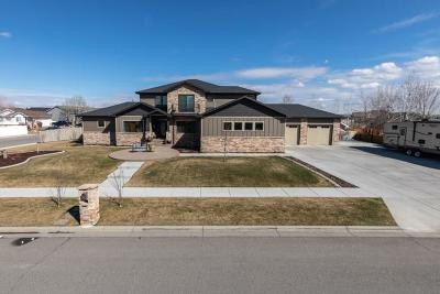 Billings Single Family Home For Sale: 1875 Gleneagles Blvd