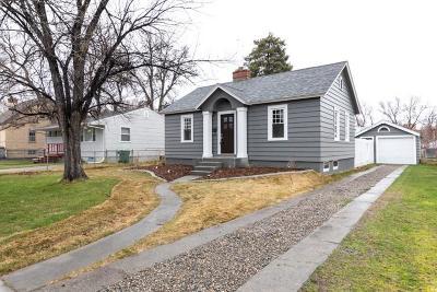 Single Family Home Contingency: 431 Burlington Avenue