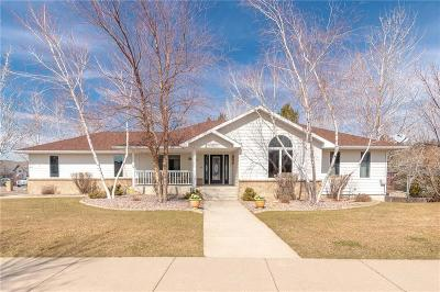 Yellowstone County Single Family Home Contingency: 2743 Troon Circle