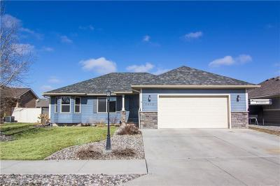 Yellowstone County Single Family Home Contingency: 5419 Denali Drive