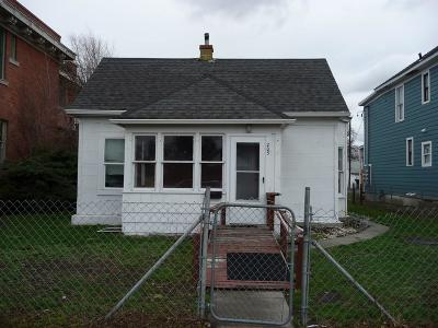 Single Family Home Contingency: 205 S 30th Street
