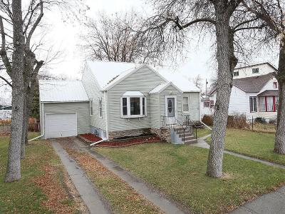 Single Family Home Contingency: 515 Birch Avenue