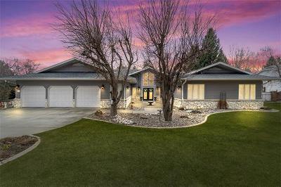 Billings Single Family Home For Sale: 2810 Gregory Drive S