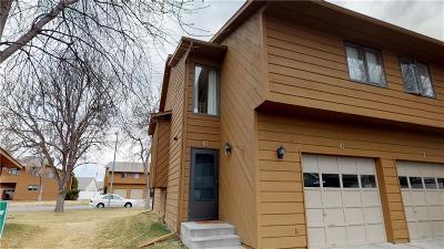 Condo/Townhouse For Sale: 3175 Solar Boulevard #6