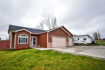 Yellowstone County Single Family Home For Sale: 976 Solita Drive