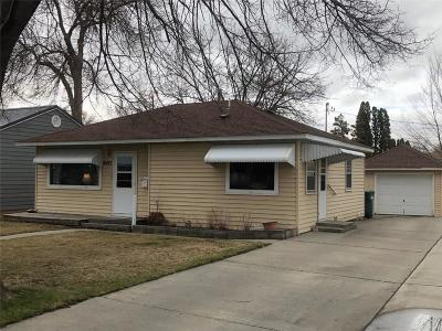 Single Family Home Contingency: 4421 Ryan Avenue