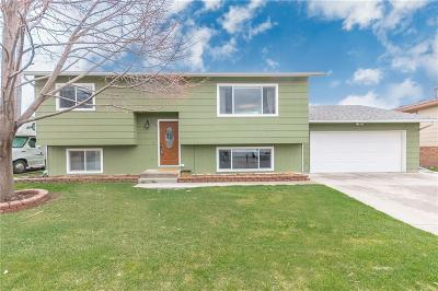 Yellowstone County Single Family Home Contingency: 3411 Windmill Cir
