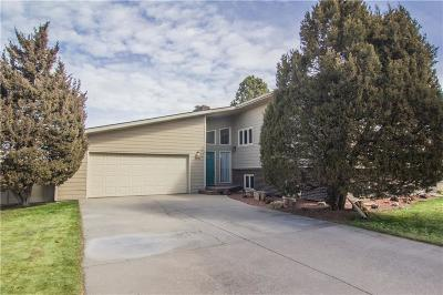 Billings Single Family Home For Sale: 3005 Canyon Drive