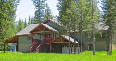 Single Family Home For Sale: 44 Copper Ridge Road, Trout Creek