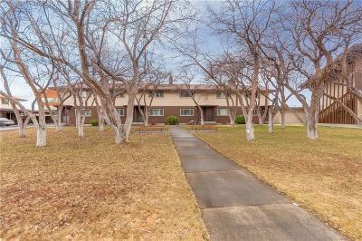 Billings Condo/Townhouse For Sale: 1600 Avenue E #18