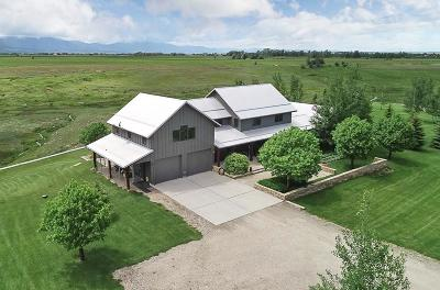 Red Lodge Farm & Ranch For Sale: 78 Turner Road