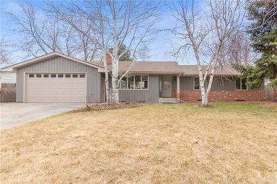 Billings Single Family Home For Sale: 3028 Avenue F
