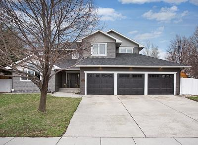 Yellowstone County Single Family Home For Sale: 375 Tabriz Drive