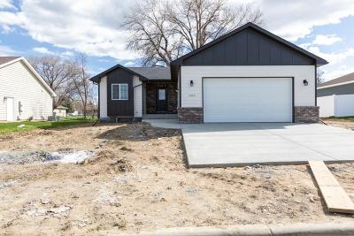 Billings Single Family Home For Sale: 1510 Anchor Avenue