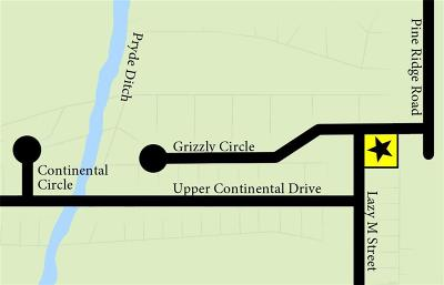 Red Lodge Residential Lots & Land For Sale: Grizzly Circle