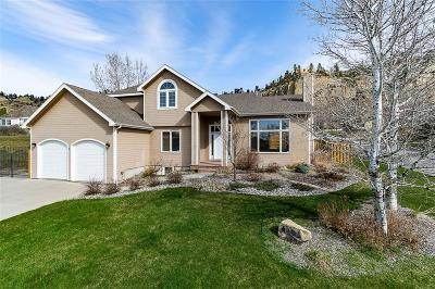 Billings Single Family Home Contingency: 4203 Pine Cove Drive
