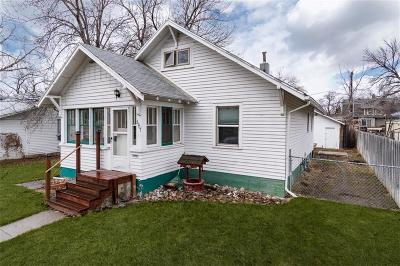 Single Family Home Contingency: 3907 S 4th Avenue