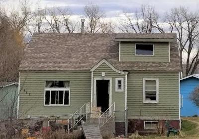 Billings Single Family Home For Sale: 3953 Bobolink