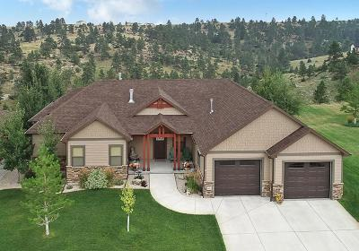 Billings Single Family Home For Sale: 4465 Iron Horse Trl
