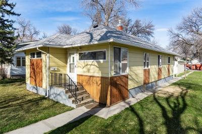 Single Family Home Contingency: 415 Colorado Avenue