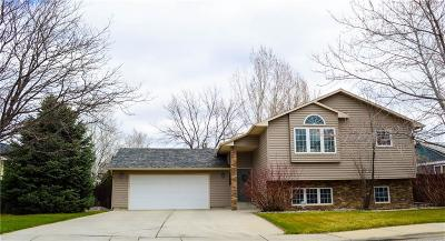 Billings Single Family Home For Sale: 3707 Crater Lake Ave