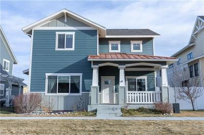 Yellowstone County Single Family Home For Sale: 1609 Front Street
