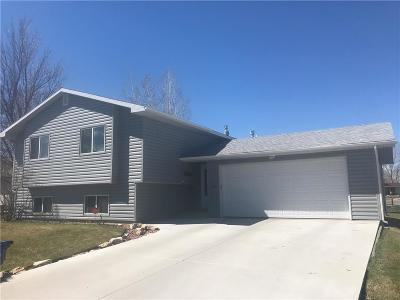 Billings Single Family Home For Sale: 500 Thistle Place