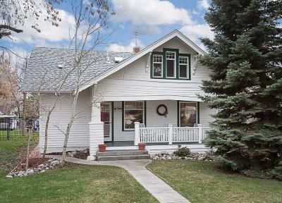 Billings Single Family Home Contingency: 128 Alderson