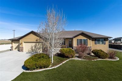 Billings Single Family Home For Sale: 7175 Trailake Drive