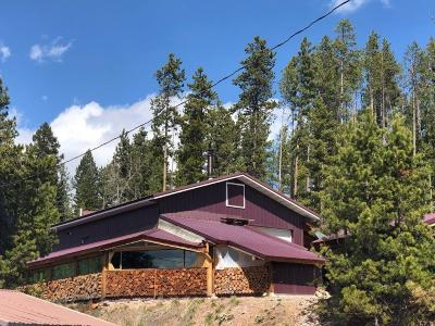 Single Family Home For Sale: 214 School Lane, Seeley Lake
