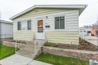 Billings Single Family Home For Sale: 4207 Jansma Ave