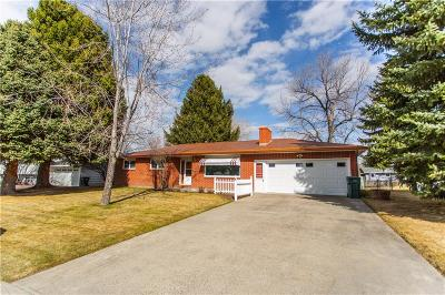 Billings Single Family Home Contingency: 1935 Dogwood Drive
